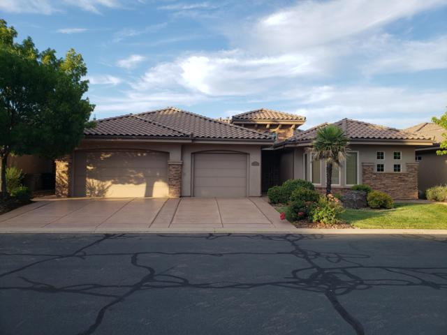 145 S Crystal Lakes Dr #106, St George, UT 84770 (MLS #19-206201) :: Remax First Realty