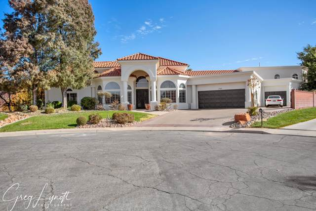 1745 S Cottam Ct, St George, UT 84790 (MLS #19-206739) :: The Real Estate Collective