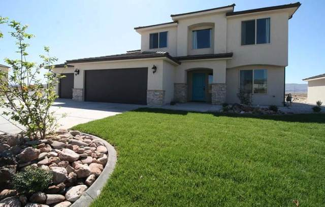 1658 E Mountain Trail, St George, UT 84790 (MLS #19-206943) :: Remax First Realty