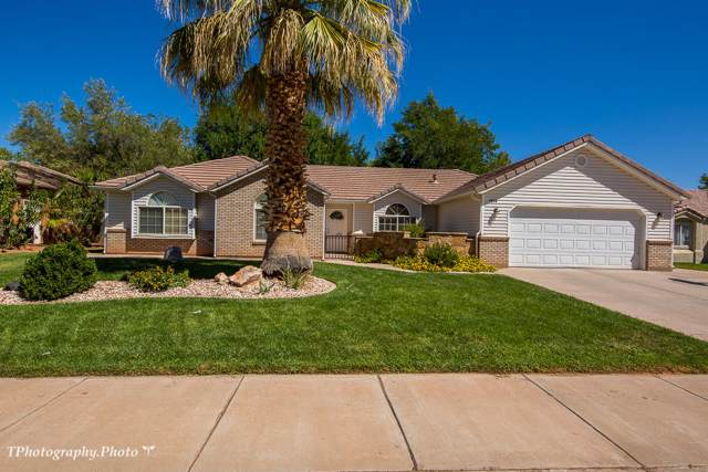 1918 Lava Flow Dr, St George, UT 84770 (MLS #19-207177) :: The Real Estate Collective