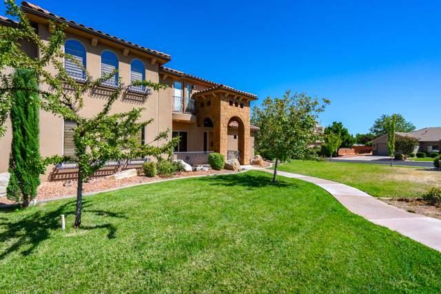 3736 Sagebrush Dr, Santa Clara, UT 84765 (MLS #19-207387) :: Remax First Realty