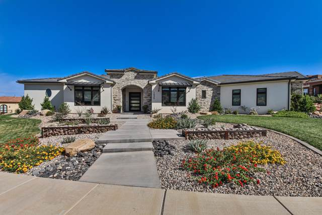 1535 S 2520 E Cir, St George, UT 84790 (MLS #19-207835) :: The Real Estate Collective