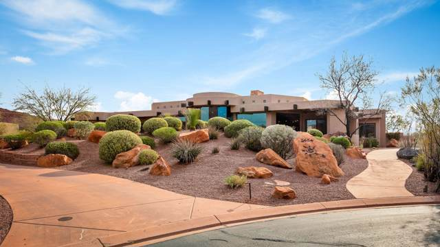 2484 Moenavi Cir, St George, UT 84770 (MLS #19-207924) :: The Real Estate Collective