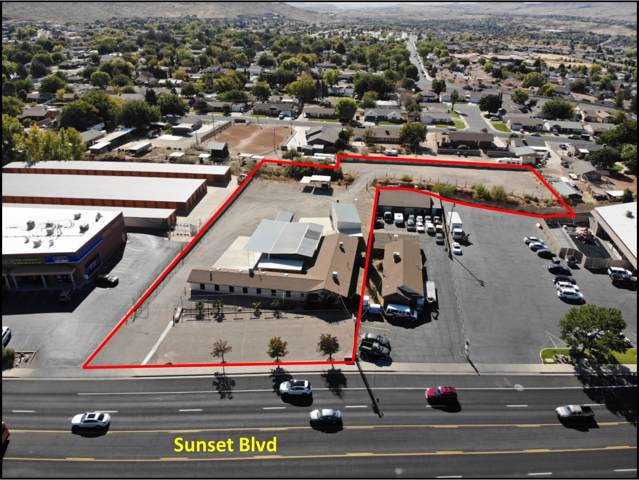 1425 W Sunset Blvd, St George, UT 84770 (MLS #19-208010) :: Red Stone Realty Team