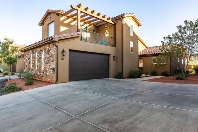 3800 N Paradise Village Cir #83, Santa Clara, UT 84765 (MLS #19-208085) :: Remax First Realty
