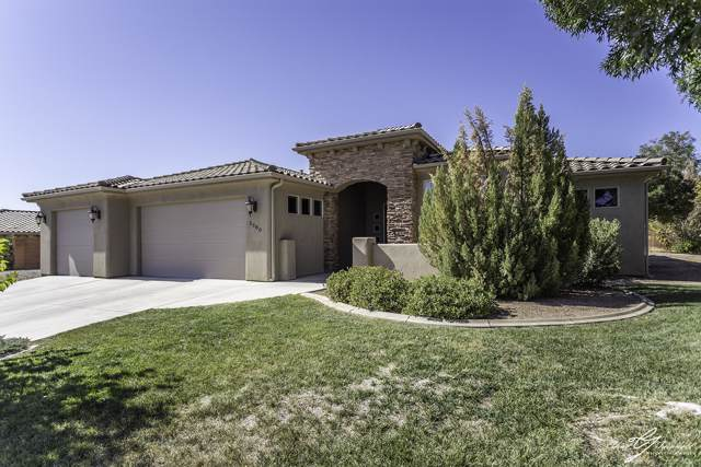 2580 S 2350, St George, UT 84790 (MLS #19-208368) :: The Real Estate Collective