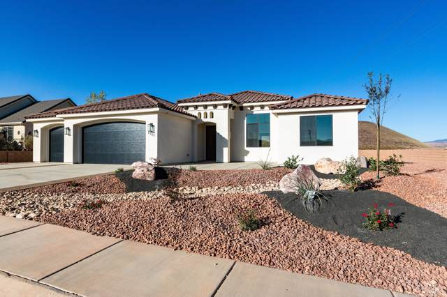 1151 N 100 W, Hurricane, UT 84737 (MLS #19-208620) :: The Real Estate Collective