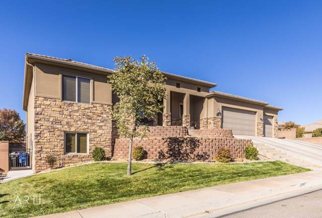 2610 S 1960 E, St George, UT 84790 (MLS #19-208697) :: The Real Estate Collective