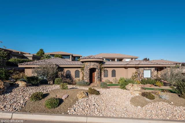 1747 S View Point Dr, St George, UT 84790 (MLS #19-208703) :: The Real Estate Collective