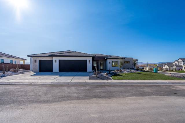 2778 E Briarwood Dr, St George, UT 84790 (MLS #19-208704) :: The Real Estate Collective