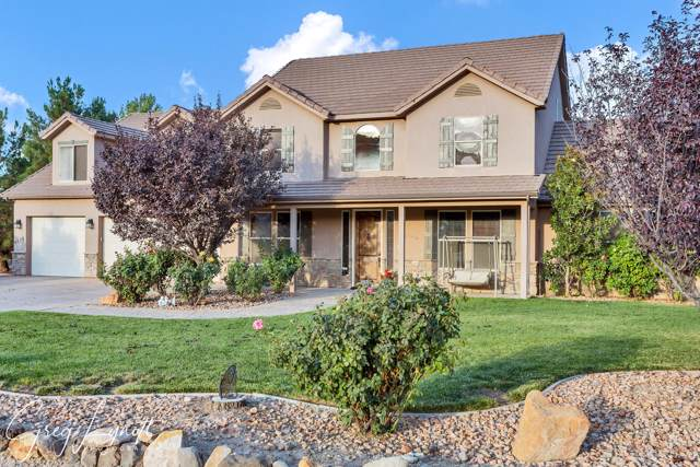 8375 N Diamond Valley, St George, UT 84770 (MLS #19-208814) :: The Real Estate Collective