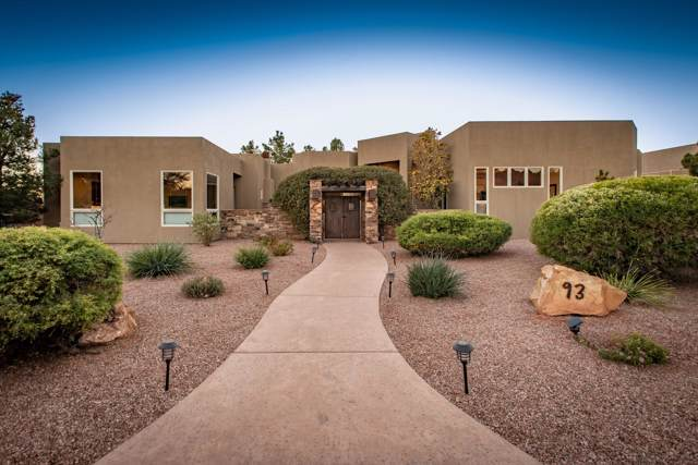 93 N Painted Hills Dr, Ivins, UT 84738 (MLS #19-208967) :: The Real Estate Collective