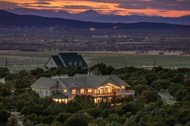 1309 S Panorama Drive, Cedar City, UT 84720 (MLS #19-209165) :: The Real Estate Collective