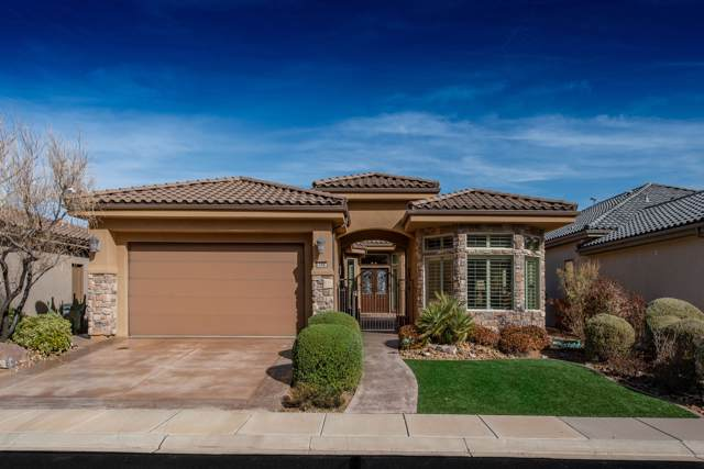 2243 W Sunbrook #148, St George, UT 84770 (MLS #19-209267) :: The Real Estate Collective