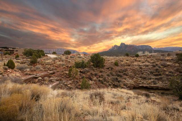 Lot 16 Hopi Cir, Springdale, UT 84767 (MLS #19-209348) :: Remax First Realty