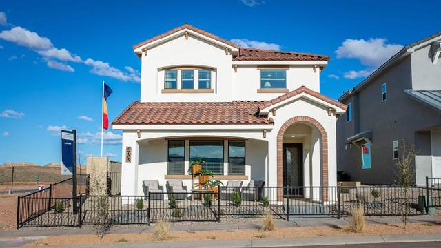 5703 S Scarlett Hill Dr, St George, UT 84790 (MLS #19-209540) :: The Real Estate Collective