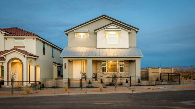 5709 S Scarlett Hill Dr, St George, UT 84790 (MLS #19-209541) :: The Real Estate Collective