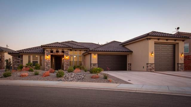1185 N Wrigley, St George, UT 84770 (MLS #19-209611) :: Remax First Realty