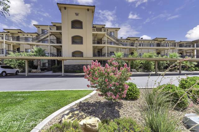 1111 S Plantations #205, St George, UT 84770 (MLS #20-209807) :: Red Stone Realty Team