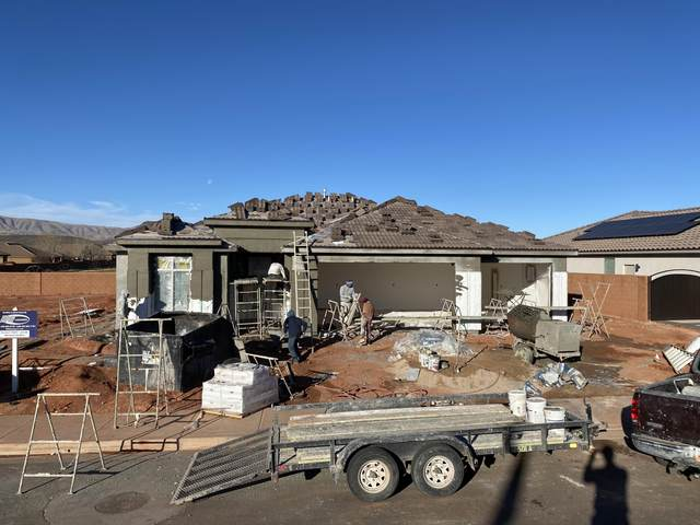 484 S 80 W Lot 88, Ivins, UT 84738 (MLS #20-209937) :: Remax First Realty