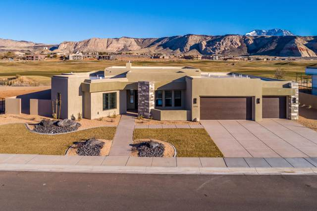 1504 Canyon Tree Drive, St George, UT 84770 (MLS #20-209988) :: John Hook Team