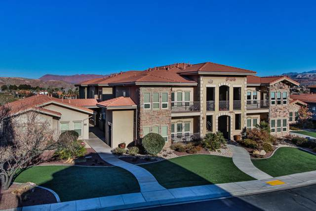 280 S Luce Del Sol Dr #411, St George, UT 84770 (MLS #20-210049) :: The Real Estate Collective