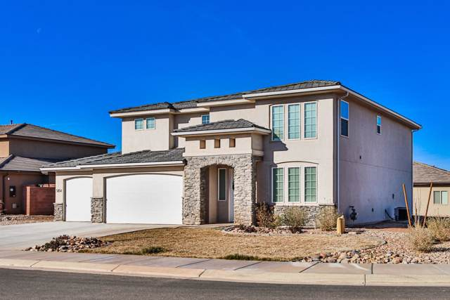 5854 S Kastra Ln, St George, UT 84790 (MLS #20-210180) :: The Real Estate Collective