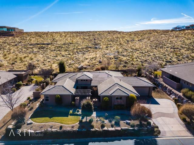 2420 Granite Way, St George, UT 84790 (MLS #20-210366) :: Langston-Shaw Realty Group