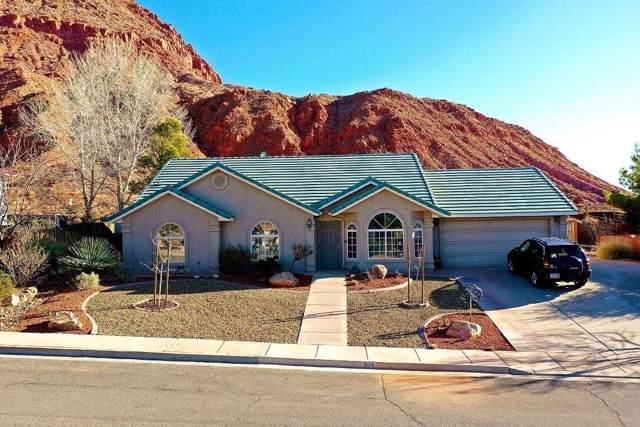 504 N Summit Ridge, Ivins, UT 84738 (MLS #20-210381) :: Red Stone Realty Team