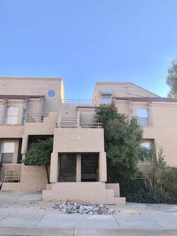 2050 S 1400 E A-125, St George, UT 84790 (MLS #20-210640) :: The Real Estate Collective