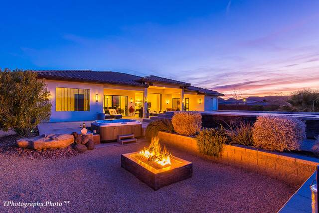 1218 W Province Way, St George, UT 84770 (MLS #20-210697) :: The Real Estate Collective