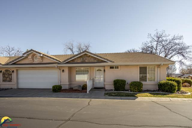 348 W 300 S #1, St George, UT 84770 (MLS #20-210757) :: The Real Estate Collective