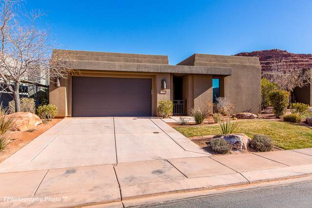 2139 W Cougar Rock Cir #138, St George, UT 84770 (MLS #20-210773) :: Remax First Realty