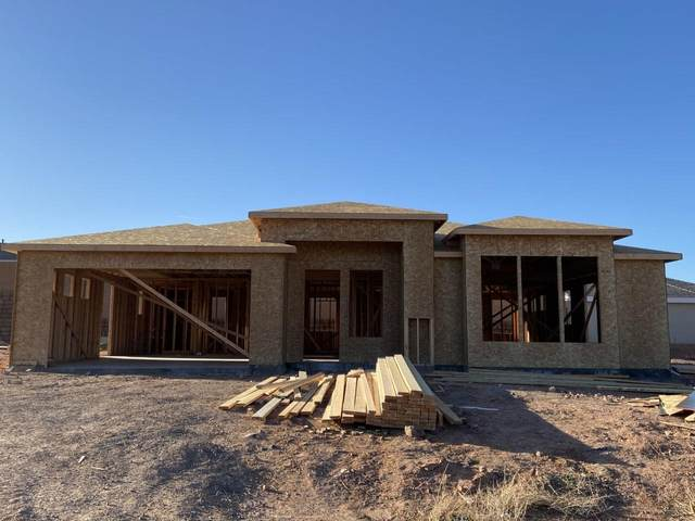 3765 W Sandstone Bench Dr, Hurricane, UT 84737 (MLS #20-210871) :: Remax First Realty