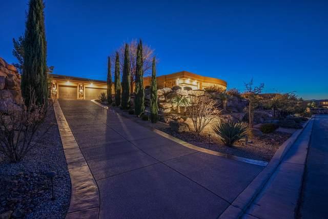 2056 E Stone Canyon Dr, St George, UT 84790 (MLS #20-210978) :: Platinum Real Estate Professionals PLLC