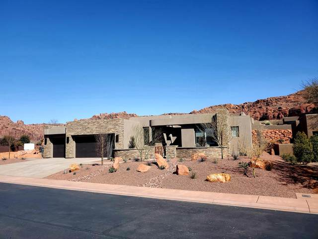 3052 N Snow Canyon #157, St George, UT 84770 (MLS #20-211019) :: Remax First Realty