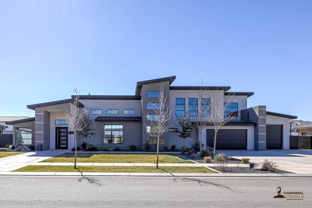 2322 E 4040 S, St George, UT 84790 (MLS #20-211347) :: Remax First Realty