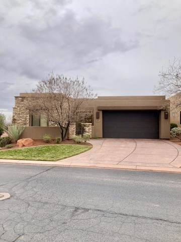 2139 W Cougar Rock #137, St George, UT 84770 (MLS #20-211548) :: Remax First Realty