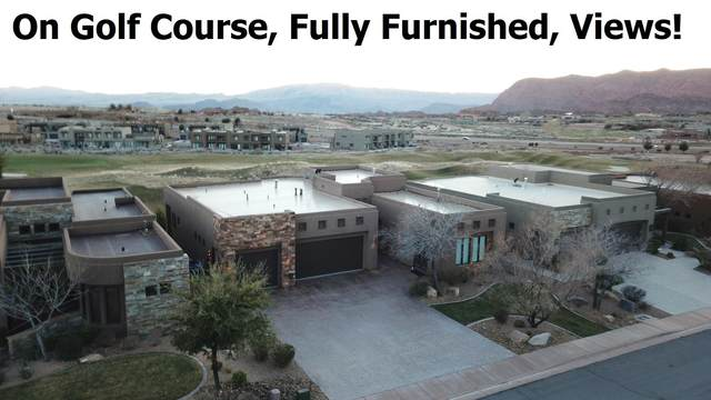 1683 W Red Cloud Dr, St George, UT 84770 (MLS #20-211800) :: The Real Estate Collective