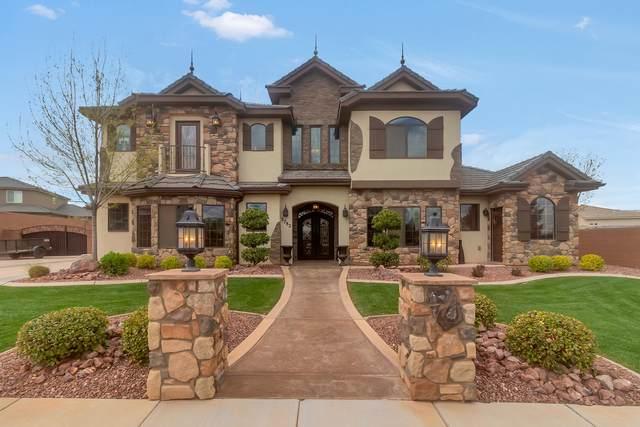 3782 S 2800 E, St George, UT 84790 (MLS #20-212037) :: Platinum Real Estate Professionals PLLC