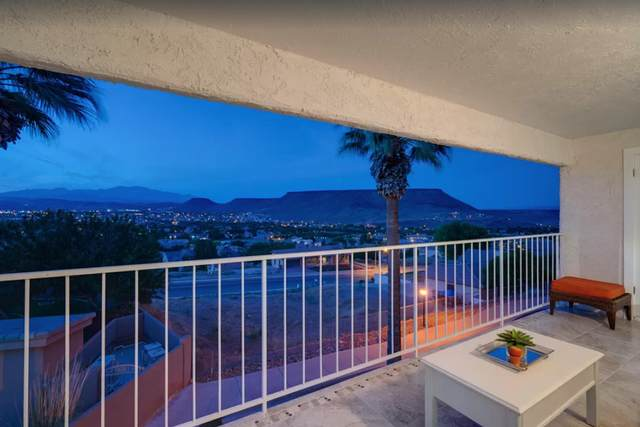 1845 W Canyon View Dr #119, St George, UT 84770 (MLS #20-212088) :: The Real Estate Collective