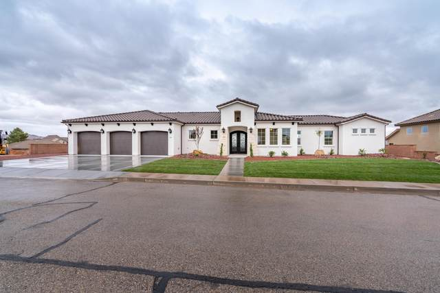 365 S 1750 E, St George, UT 84790 (MLS #20-212107) :: Diamond Group