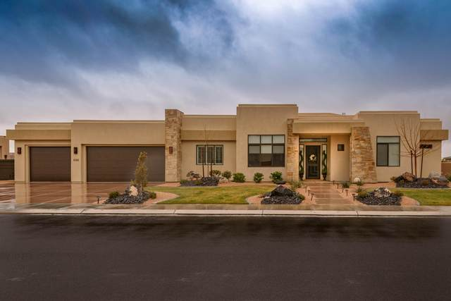 1345 W Red Racer Drive, St George, UT 84770 (MLS #20-212166) :: The Real Estate Collective