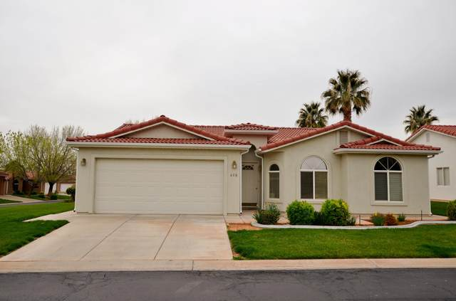 466 Dominguez Dr, Ivins, UT 84738 (MLS #20-212167) :: Remax First Realty