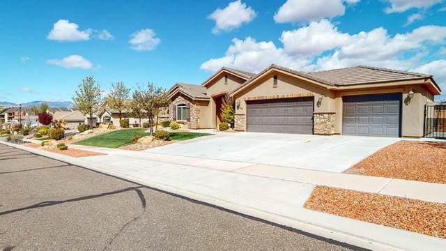 1566 W 330 N, St George, UT 84770 (MLS #20-212184) :: Platinum Real Estate Professionals PLLC