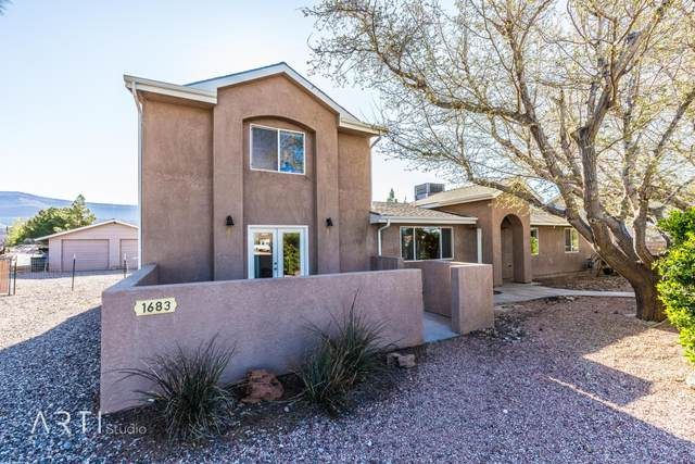1683 S Ash Creek Dr, Toquerville, UT 84774 (MLS #20-212240) :: Remax First Realty