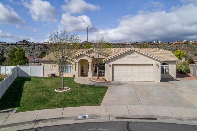 1896 E 40 S Cir, St George, UT 84790 (MLS #20-212252) :: The Real Estate Collective