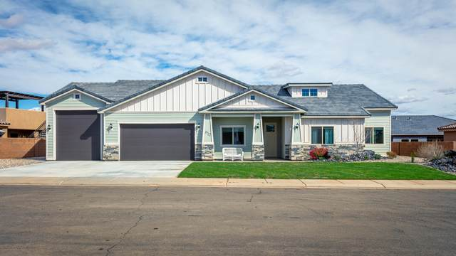 3712 W 2870 S, Hurricane, UT 84737 (MLS #20-212281) :: Remax First Realty