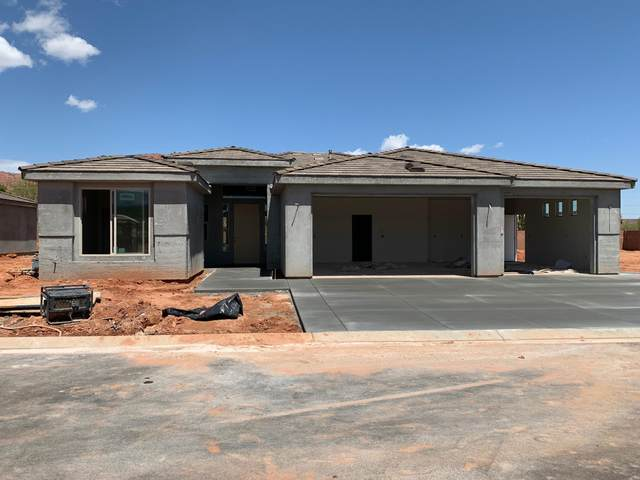 476 W Saguaro Way Lot 33, Ivins, UT 84738 (MLS #20-212308) :: Remax First Realty