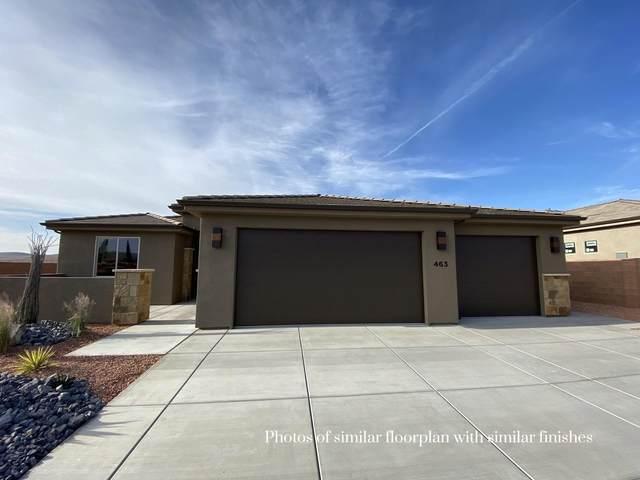 495 W Saguaro Way Lot 37, Ivins, UT 84738 (MLS #20-212345) :: The Real Estate Collective